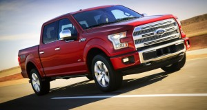 Ford F-150 eco-friendly