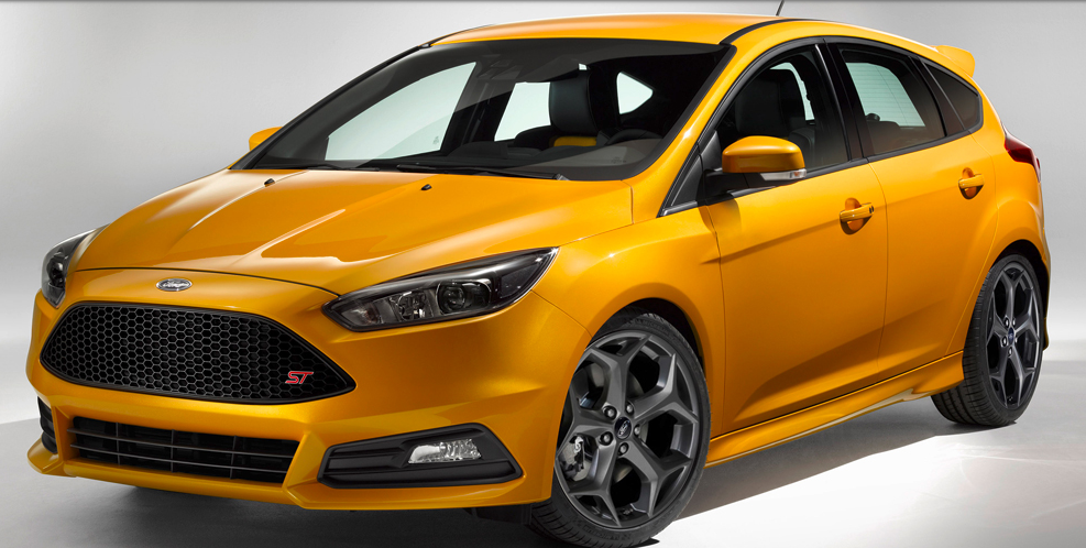 ford reveals newly updated and refined 2015 focus st at goodwood ecolodriver. Black Bedroom Furniture Sets. Home Design Ideas