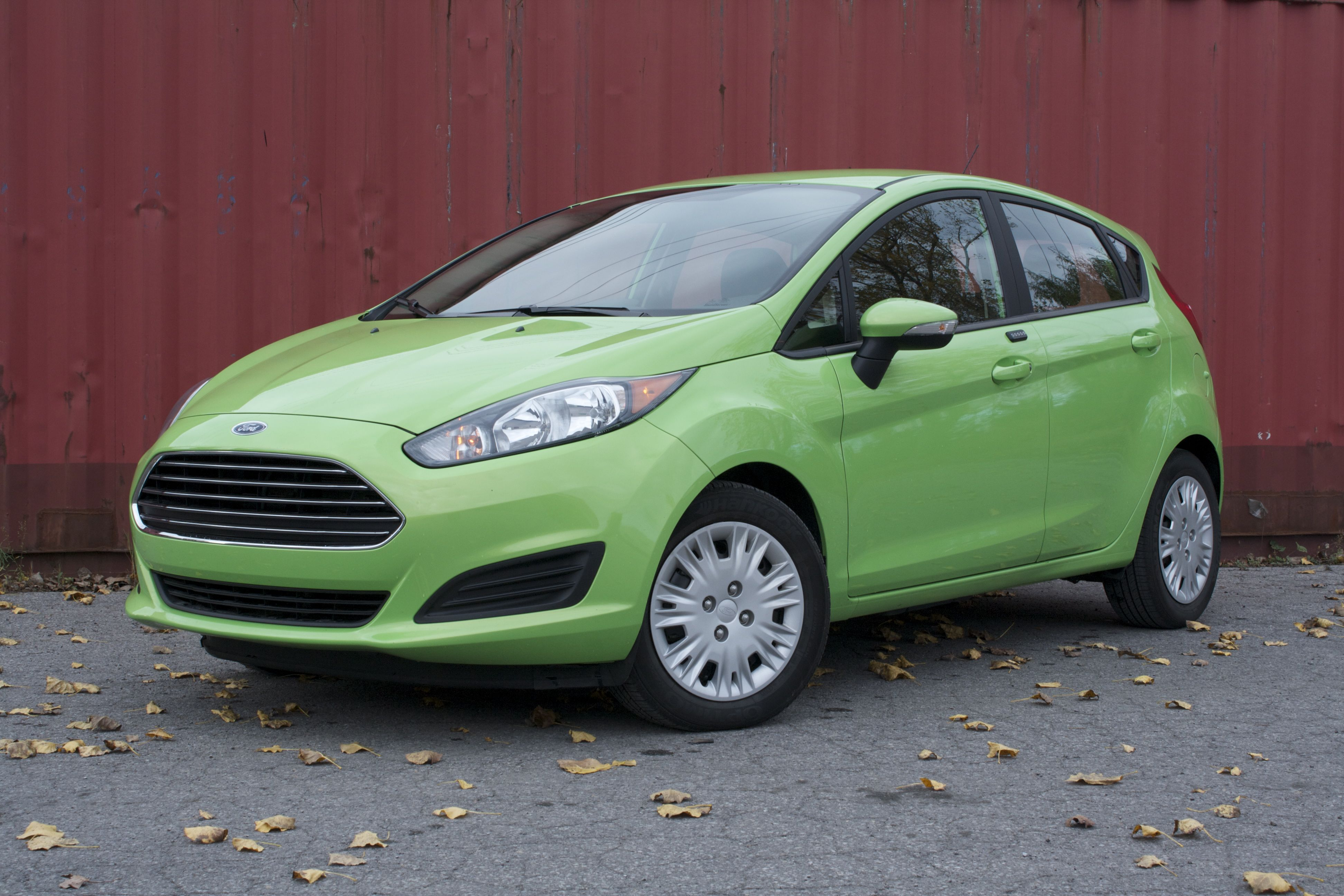 2014 Ford Fiesta 1 0L EcoBoost – Review | EcoloDriver