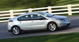 Chevrolet volt recall