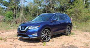 2017 Nissan Rogue review