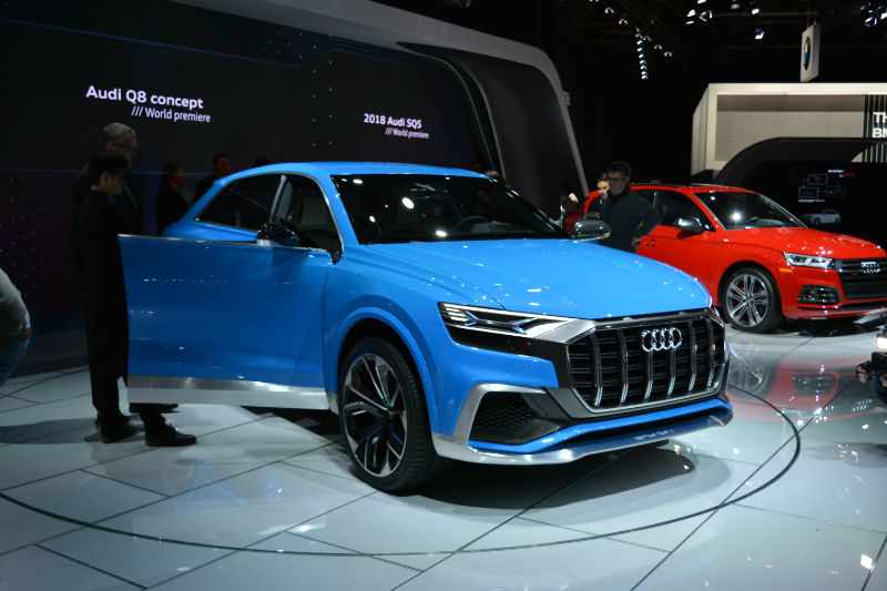2017 NAIAS : Top 10 unveilings