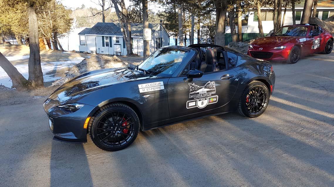 Mazda Rally 2017