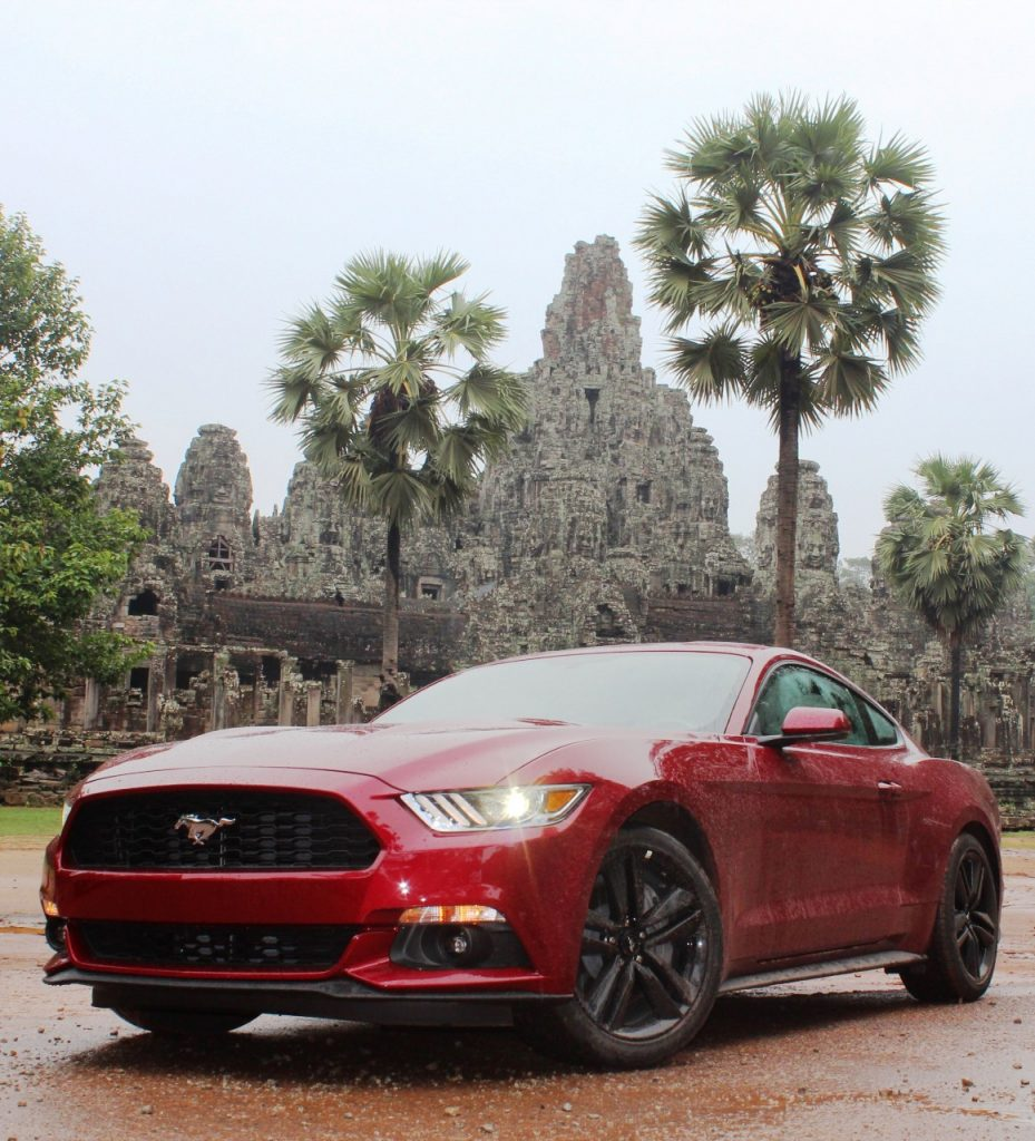 FORD MUSTANG: Best-Selling Sports Car On The Planet For
