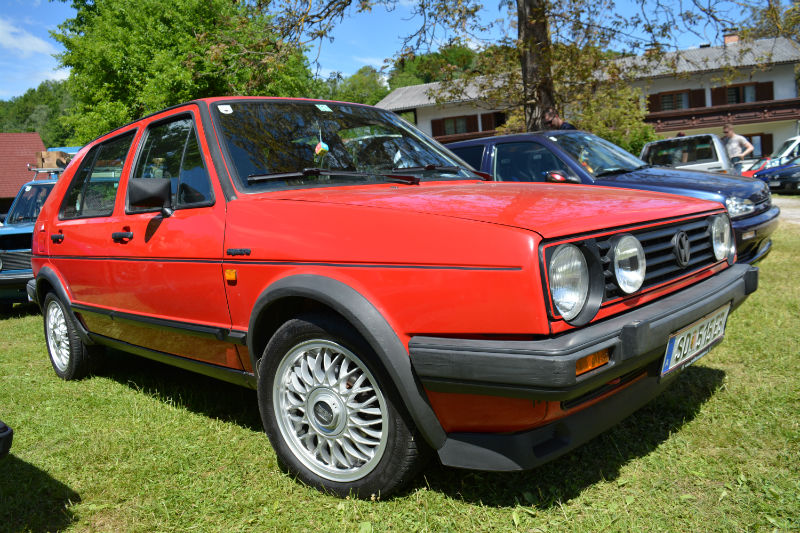 Volkswagen Golf syncro