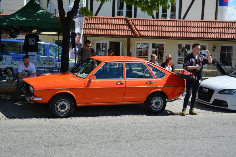 VW Passat mk1