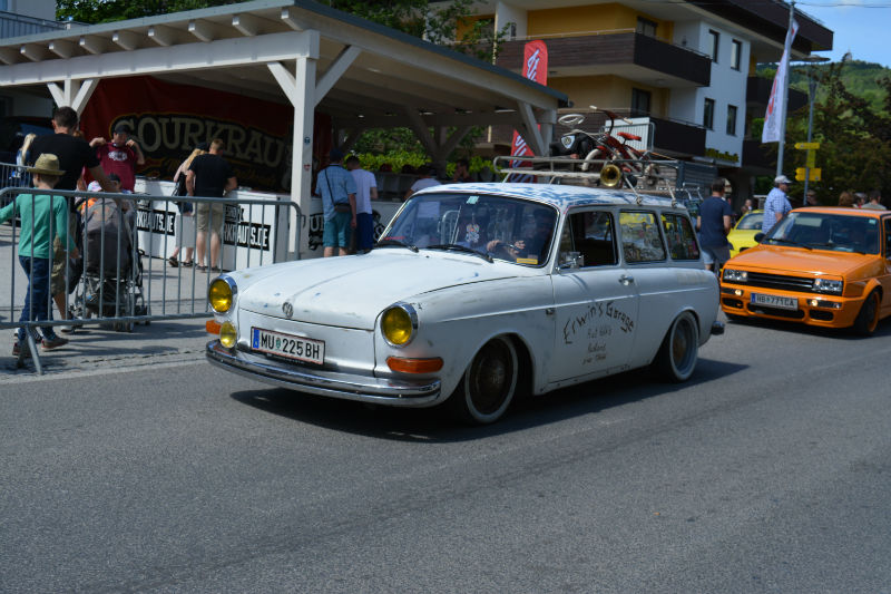 VW Type 3 Squareback