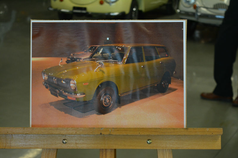 1972 Subaru Leone Wagon Ecolodriver