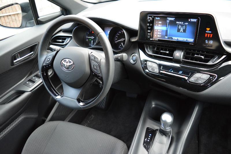 2018 Toyota CH-R