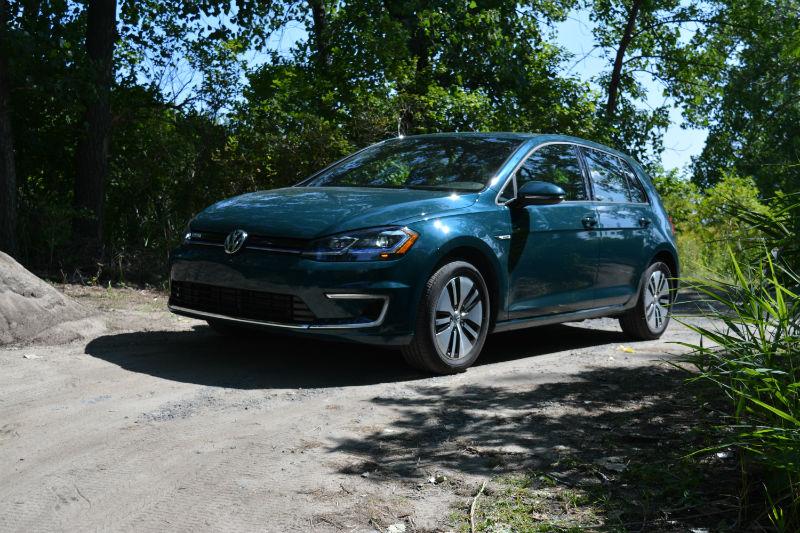 2017 Volkswagen eGolf