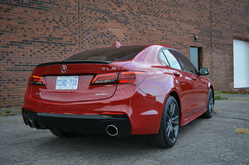 2018 Acura TLX SH-AWD Elite A-Spec | EcoloDriver