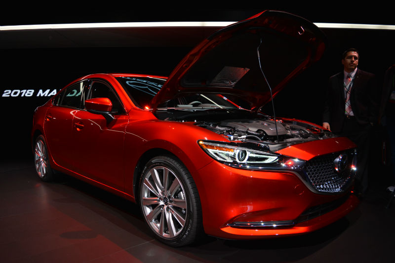 the 2018 mazda6 maturing with more power ecolodriver. Black Bedroom Furniture Sets. Home Design Ideas