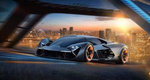 Lamborghini Terzo Millennio-Concept