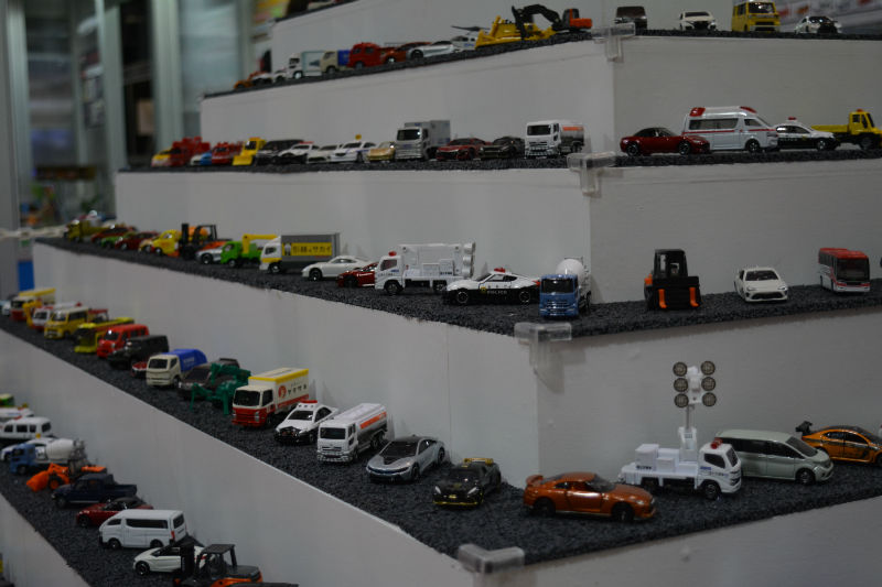 Tomica toys -