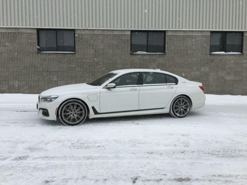 2018 BMW 740Le