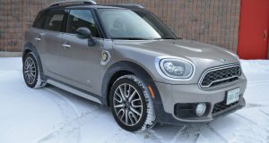 2018 MINI Countryman S E