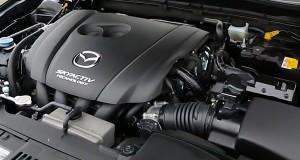 Mazda3 SKYACTIV engine