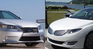Lexus versus Lincoln