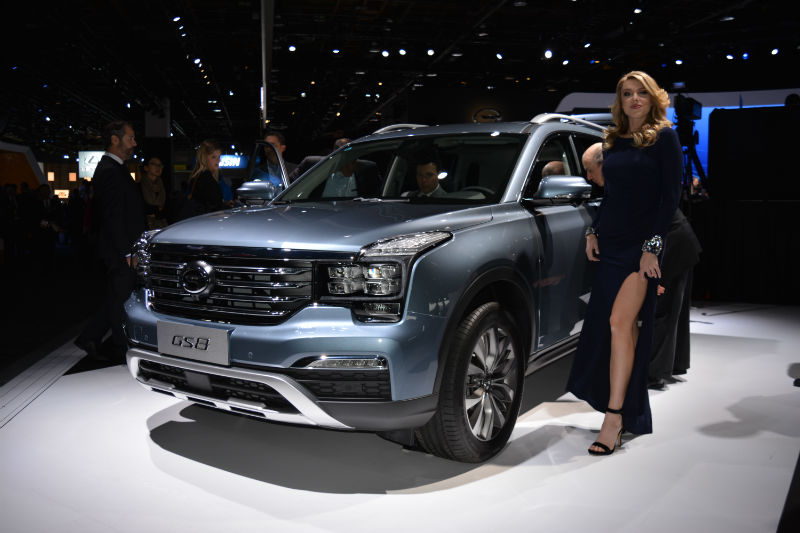 Gac Motor Part Of The Guangzhou Automobile Group Co Ltd Is An Automaker That Built 500 000 Its Own Cars Last Year They Ve Been Recognized On A